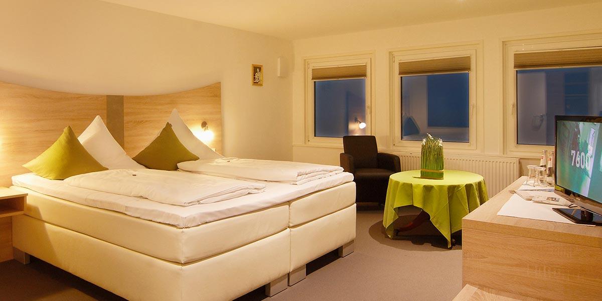 Hotelzimmer Peterchens Mondfahrt Wasserkuppe