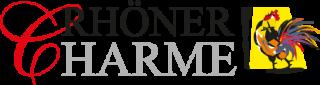 Logo Rhöner Charme
