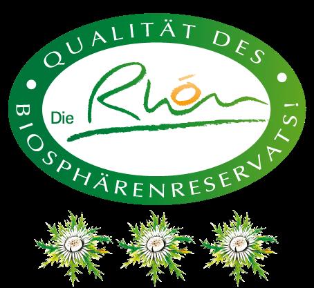 Qualitätssiegel Biosphärenreservat Rhön