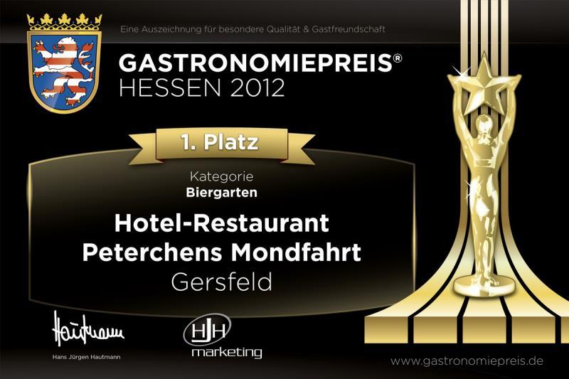 Gastronomiepreis Hessen 2012