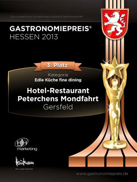 Gastronomiepreis Hessen