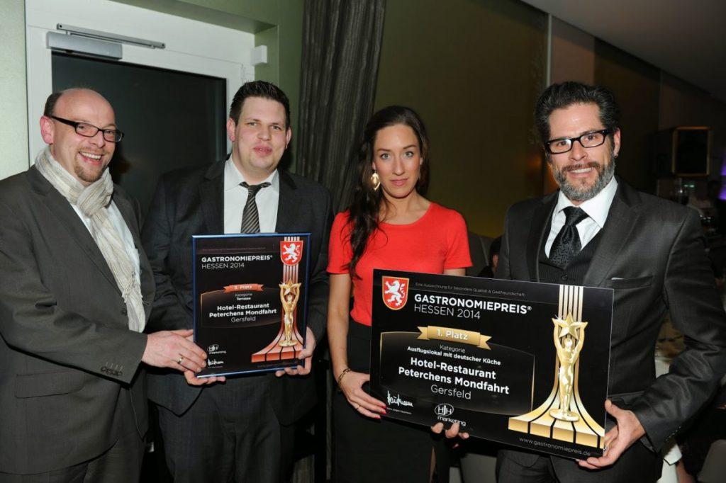 Gastronomiepreis Hessen 2014